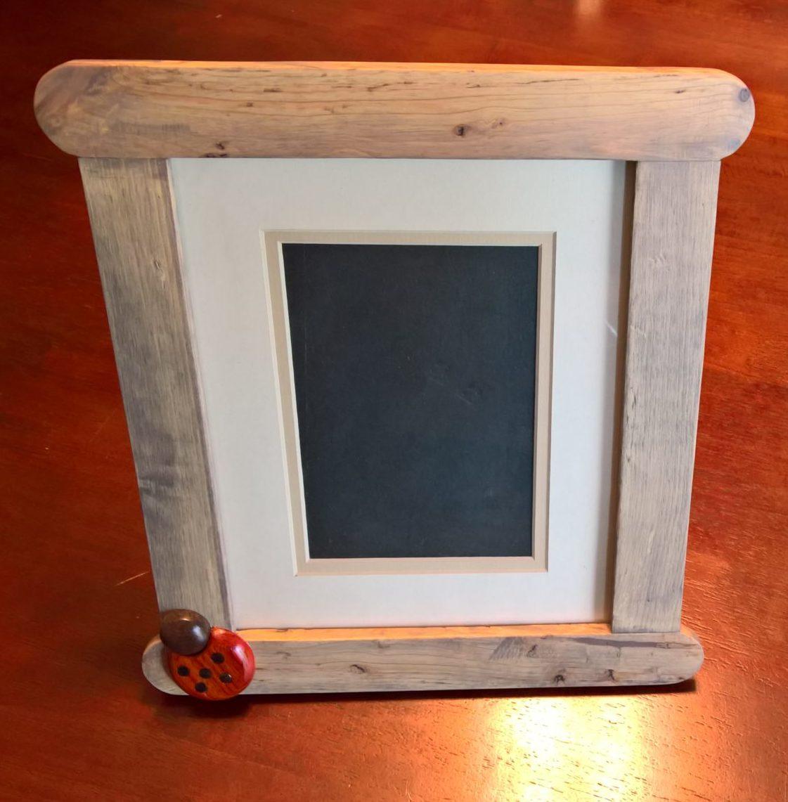 Ladybug frame